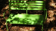 A New Green Bench